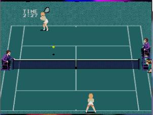 大满贯网球