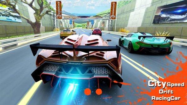 极速漂移赛车游戏截图