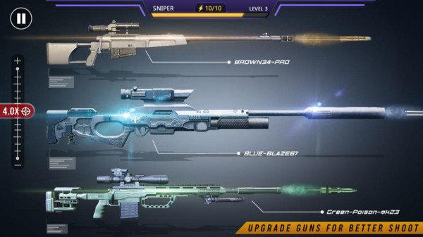 战地双枪将诡秘任务2020