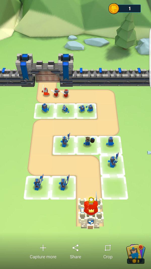 迷你战争王国守卫游戏截图