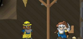 黄金矿工游戏