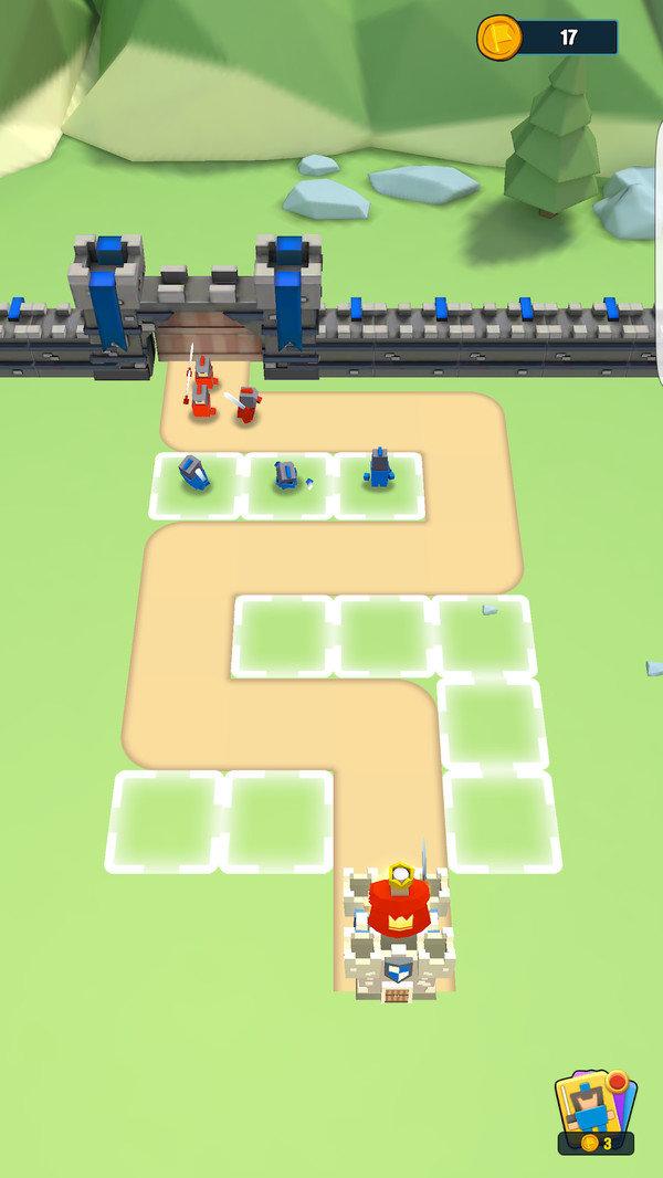 迷你战争王国守卫游戏