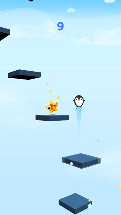 跳跃吧小企鹅补充