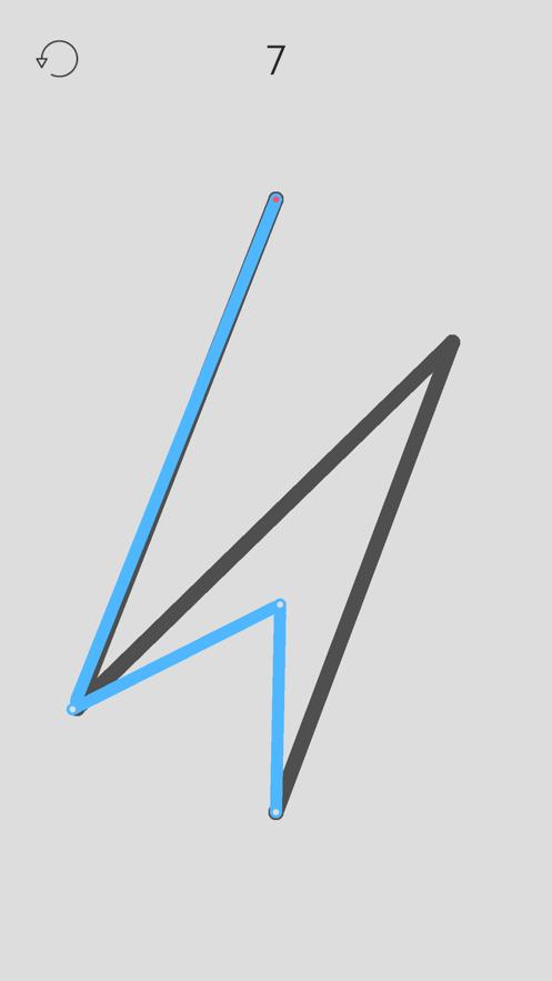 Jiggle LineiOS版截图
