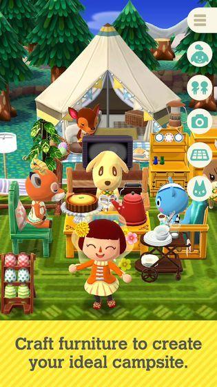 动物之森游戏截图