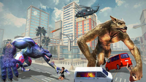 狼人模拟器2020