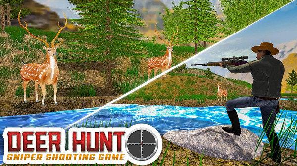 猎鹿狙击手中文版截图
