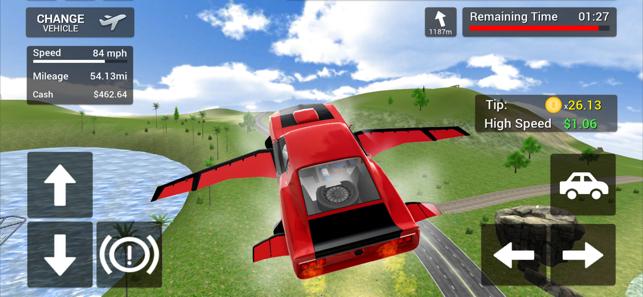 飞车运输模拟器
