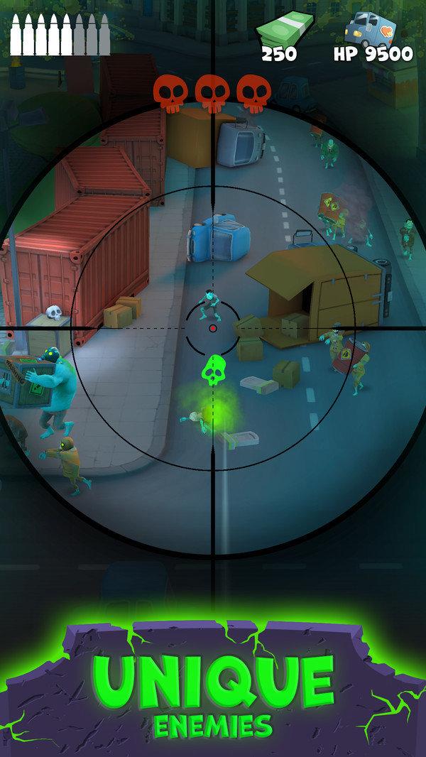 狙击手VS小偷2