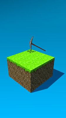 像素挖矿世界