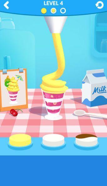 我削冰淇淋贼溜