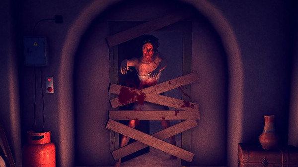 恐怖房屋逃脱