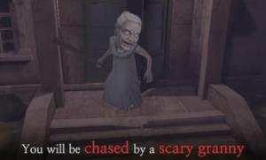 恐怖奶奶的家