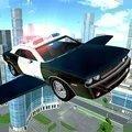 飞行警车模拟