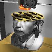 它会3D打印吗