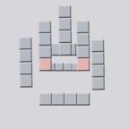 方块简单点