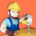 the carpenter 3D