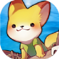小狐狸钓鱼