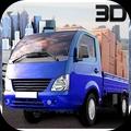 驱动卡车运输