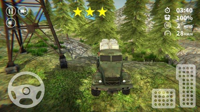 貨車模擬器2020