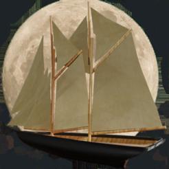 午夜纵帆船