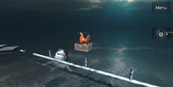 极限鸡肉冲刺