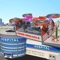 无人机救护车模拟器2020