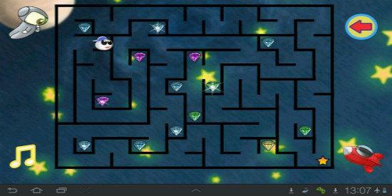 趣味的迷宫游戏
