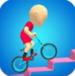 小轮自行车竞速