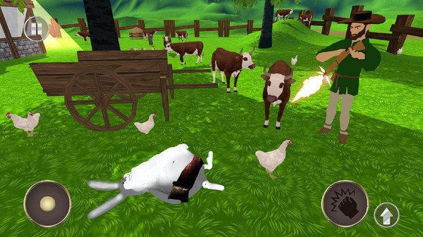 绵羊战争农场生存
