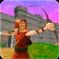 弓箭手3D城堡防御