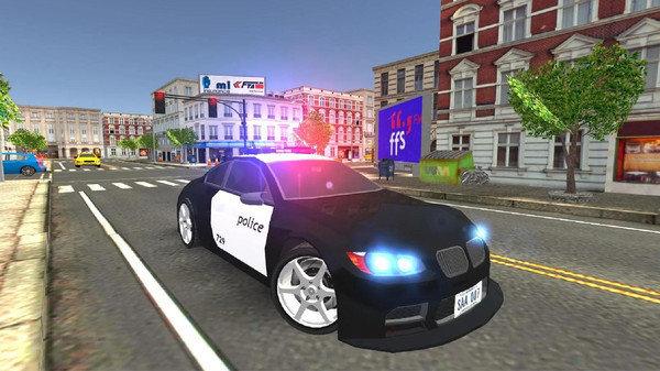 中国警车模拟