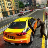 出租车接客