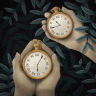 钟表滴答双人故事