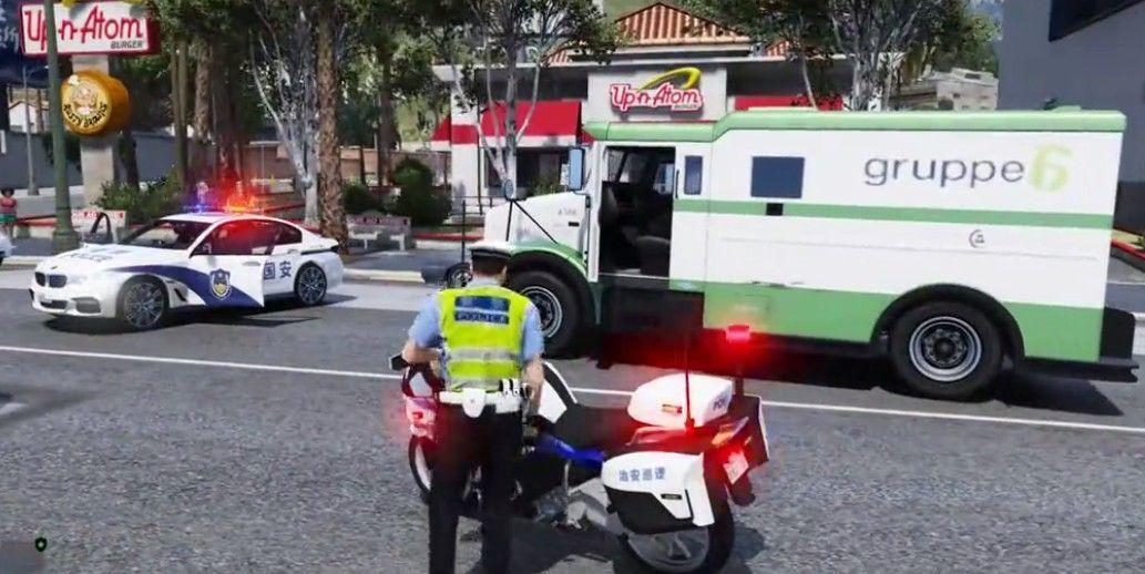中国特警模拟器