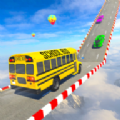校车特技不可能的公车驾驶