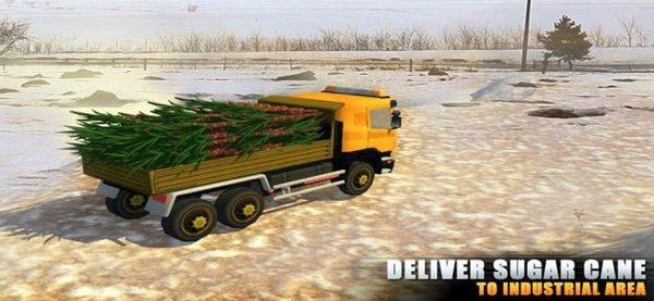 甘蔗卡车进化游戏截图