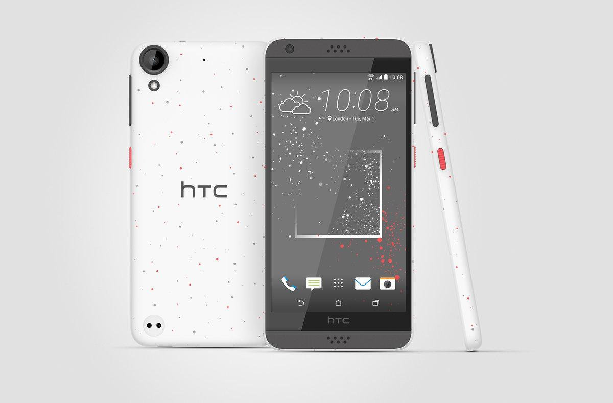 HTC Desire 630刷机包