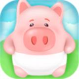 新生宝宝照顾小猪去广告版