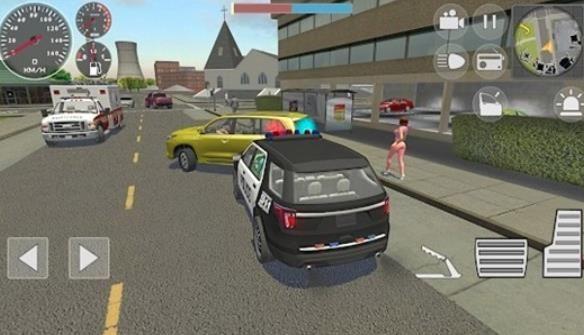 中国警察模拟器特警出击