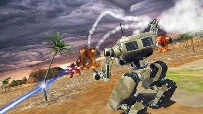 戰爭中的機器人