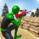 青蛙英雄忍者射击