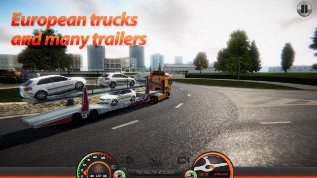 中国小车模拟6