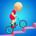 自行车突突赛游戏