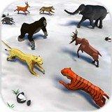 动物王国战场模拟3D破解版