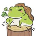 青蛙跳一跳游戏