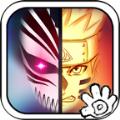 死神vs火影拌全人物128变态版