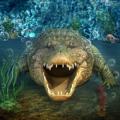 水下动物猎人