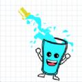 快樂水杯模擬抖音版