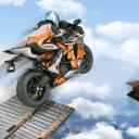 不可能的摩托車軌道